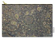 Amoeba Proteus Lm Carry-all Pouch by M. I. Walker
