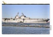 Amphibious Assault Ship Uss Wasp Carry-all Pouch