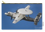 An E-2c Hawkeye In Flight Carry-all Pouch