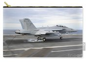 An Ea-18g Growler Makes An Arrested Carry-all Pouch
