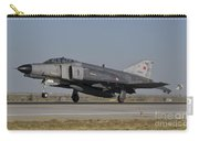 An F-4 Phantom Of The Turkish Air Force Carry-all Pouch
