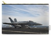 An Fa-18f Super Hornet Takes Carry-all Pouch by Stocktrek Images
