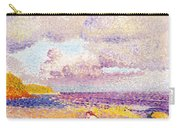An Incoming Storm Carry-all Pouch by Henri-Edmond Cross