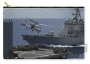 An Mh-60s Knighthawk Helicopter Carry-all Pouch