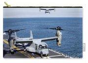 An Mv-22 Osprey Tiltrotor Aircraft Carry-all Pouch