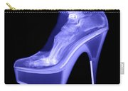 An X-ray Of A Foot In A High Heel Shoe Carry-all Pouch