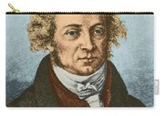 Andre Marie Amp�re, French Physicist Carry-all Pouch
