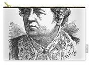 Ann Sophia Stephens Carry-all Pouch