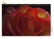 Annaversary Rose I  Carry-all Pouch