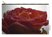 Annaversary Rose II Carry-all Pouch