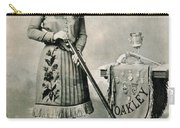 Annie Oakley (1860-1926) Carry-all Pouch