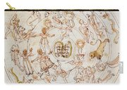 Aratuss Constellations Carry-all Pouch by Science Source