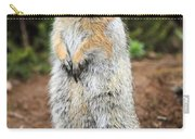 Arctic Ground Squirrel Carry-all Pouch