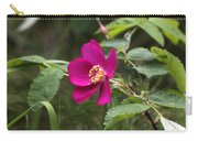 Arctic Rose Carry-all Pouch