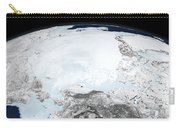 Arctic Sea Ice Carry-all Pouch