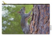 Arizona Grey Squirrel Carry-all Pouch