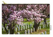 Arlington Cherry Trees Carry-all Pouch