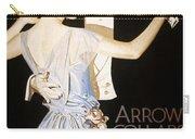 Arrow Shirt Collar Ad Carry-all Pouch