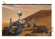 Artist Concept Of Nasas Mars Science Carry-all Pouch