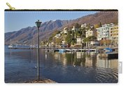 Ascona - Lake Maggiore Carry-all Pouch by Joana Kruse