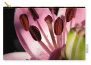 Asiatic Lily Named Vermeer Carry-all Pouch