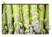 Asparagus Carry-all Pouch by Elena Elisseeva