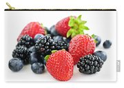Assorted Fresh Berries Carry-all Pouch