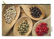 Assorted Peppercorns Carry-all Pouch