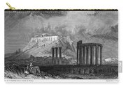 Athens: Olympian Zeus Carry-all Pouch