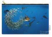 Atlantic Sailfish Istiophorus Albicans Carry-all Pouch