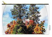 Autumn Beginnings Carry-all Pouch