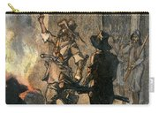 Bacons Rebellion, 1676 Carry-all Pouch