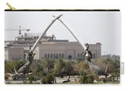 Baghdad, Iraq - Hands Of Victory Carry-all Pouch
