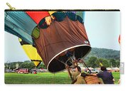 Balloonist - Ready For Takeoff Carry-all Pouch