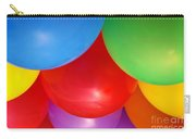 Balloons Background Carry-all Pouch