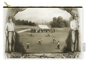 Baseball, 1861 Carry-all Pouch