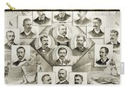 Baseball, 1894 Carry-all Pouch