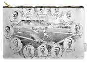 Baseball, 1895 Carry-all Pouch