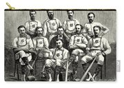 Baseball: Canada, 1874 Carry-all Pouch