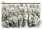 Baseball Teams, 1866 Carry-all Pouch