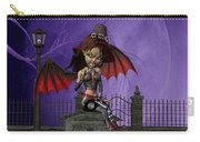 Bat Girl Carry-all Pouch