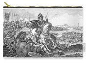 Battle Of Agincourt, 1415 Carry-all Pouch