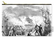 Battle Of Quarisma, 1857 Carry-all Pouch
