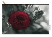 Red Rose Beauty Carry-all Pouch