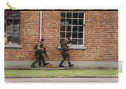 Belgian Soldiers On Patrol Carry-all Pouch