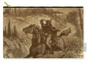 Benedict Arnold, American Traitor Carry-all Pouch by Photo Researchers