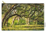 Bent Trees Carry-all Pouch