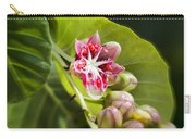 Berry Blossom Carry-all Pouch