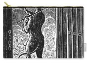 Bewick: Devil Carry-all Pouch by Granger