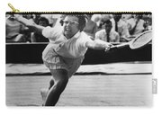 Billie Jean King (1943- ) Carry-all Pouch